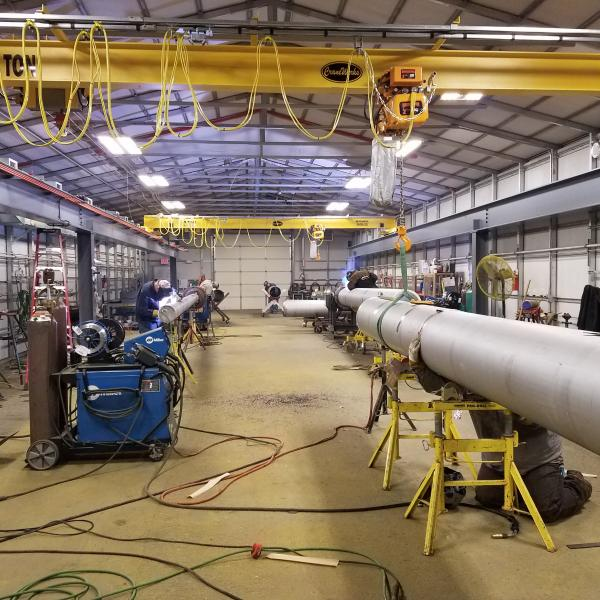 Stainless Process Piping