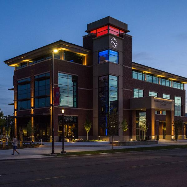 Boise State Alumni building