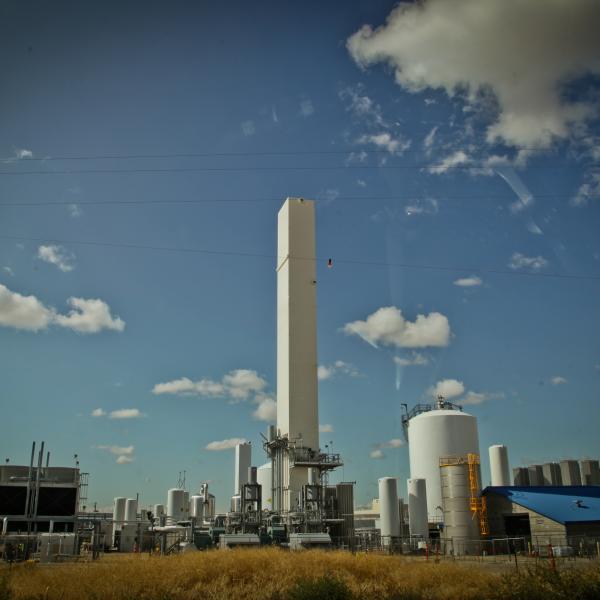 Process Gas Plant