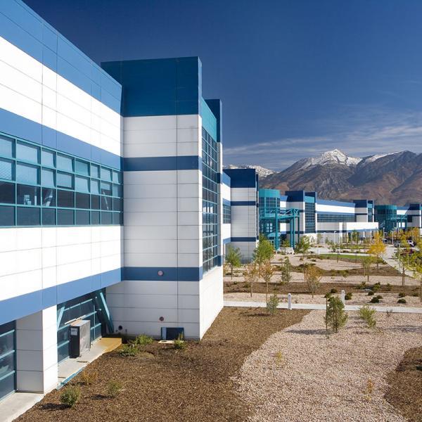 Intel Micron Utah